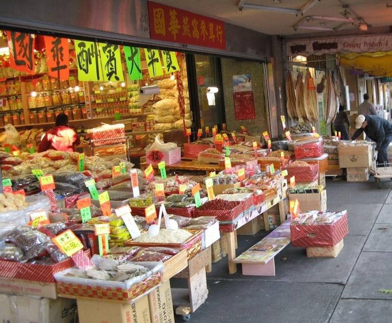 Azjatycka kuchnia w Vancouver