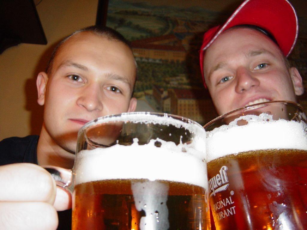 Praga i kraina taniego piwa