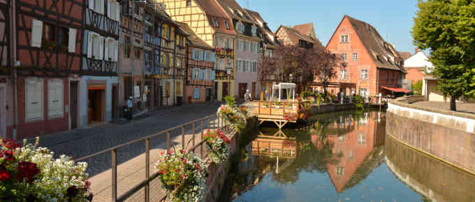 Alsace and the Upper Rhine trail