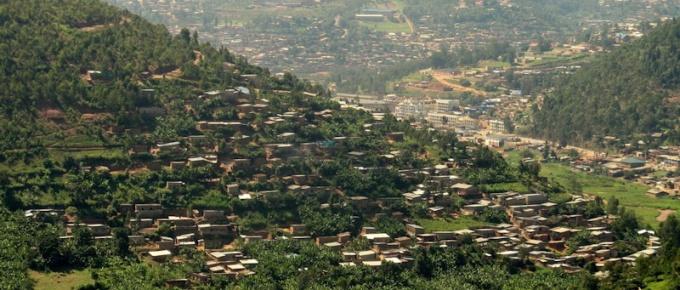 Na salonach w Kigali