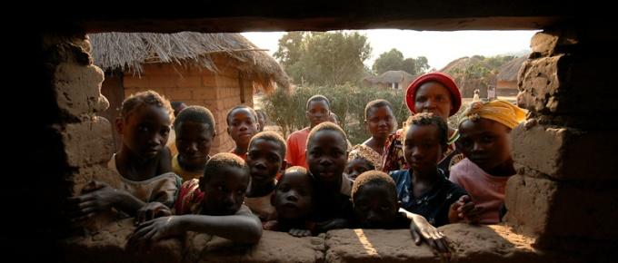 Rowerem przez Kongo