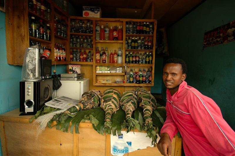 Etiopskie smaki