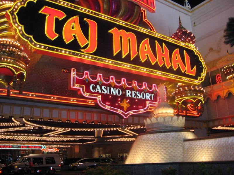 Atlantic City, stolica hazardu na wschodnim wybrzeżu