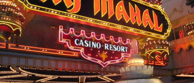 Atlantic City, the East Coast's gambling capital