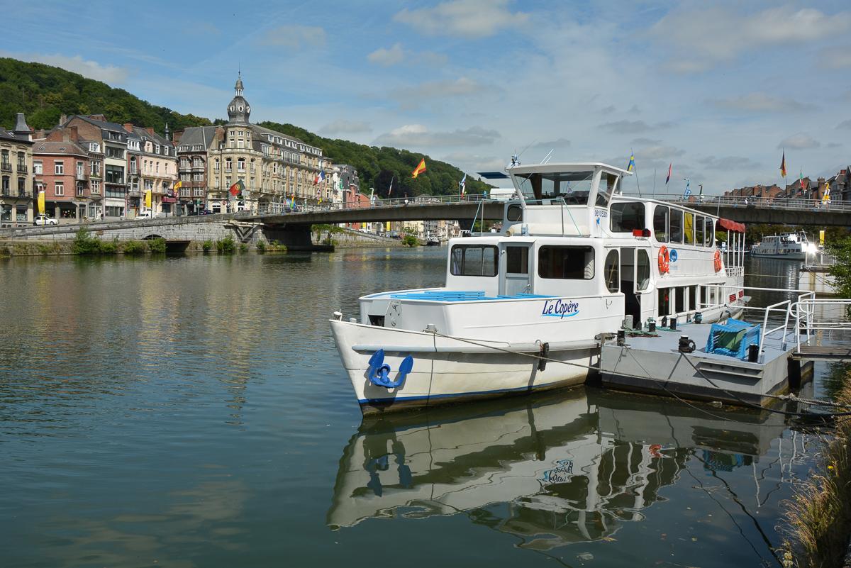 Meuse river, Dinant