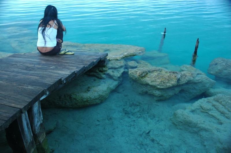 Gwatemala, laguny i płonące wulkany