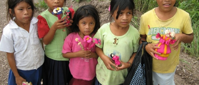 Inspiracje z Ameryki Środkowej