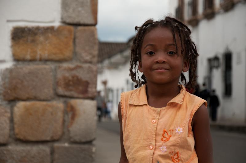 Popayan, białe miasto w Kolumbii