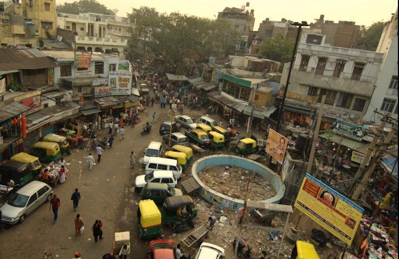W pnączach New Delhi