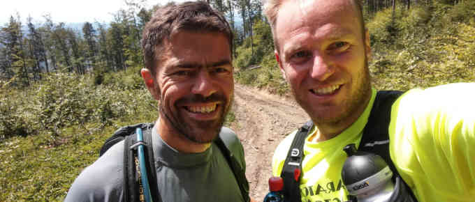 Carpathian Ultramarathon 208km in 4 days