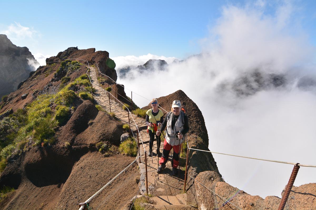 Lewady i inne atrakcje na Maderze