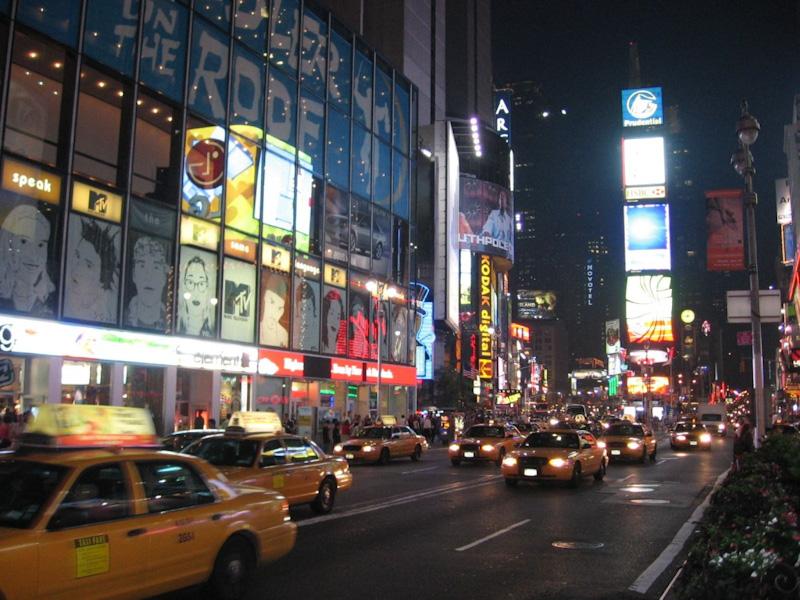 American Dream w Nowym Jorku