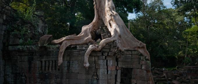 Ankor Wat i Imperium Khmerów
