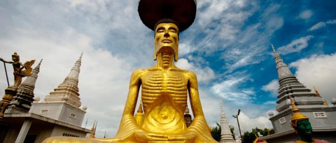 Ludzie nad Mekongiem
