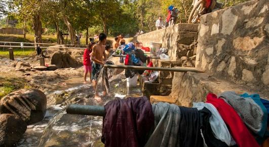 Dwa laotańskie plemiona