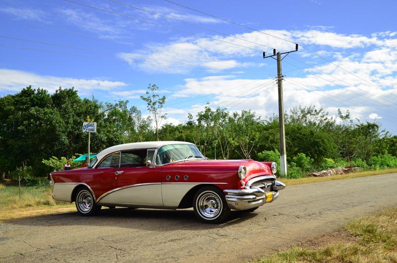 Dziwne zjawiska na Kubie