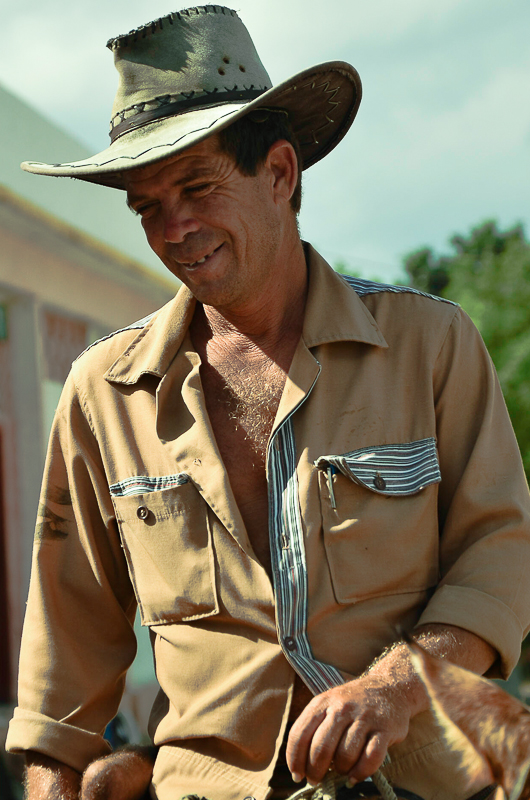A local cowboy